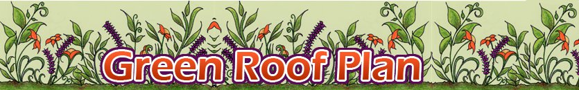 Green Roof Plan